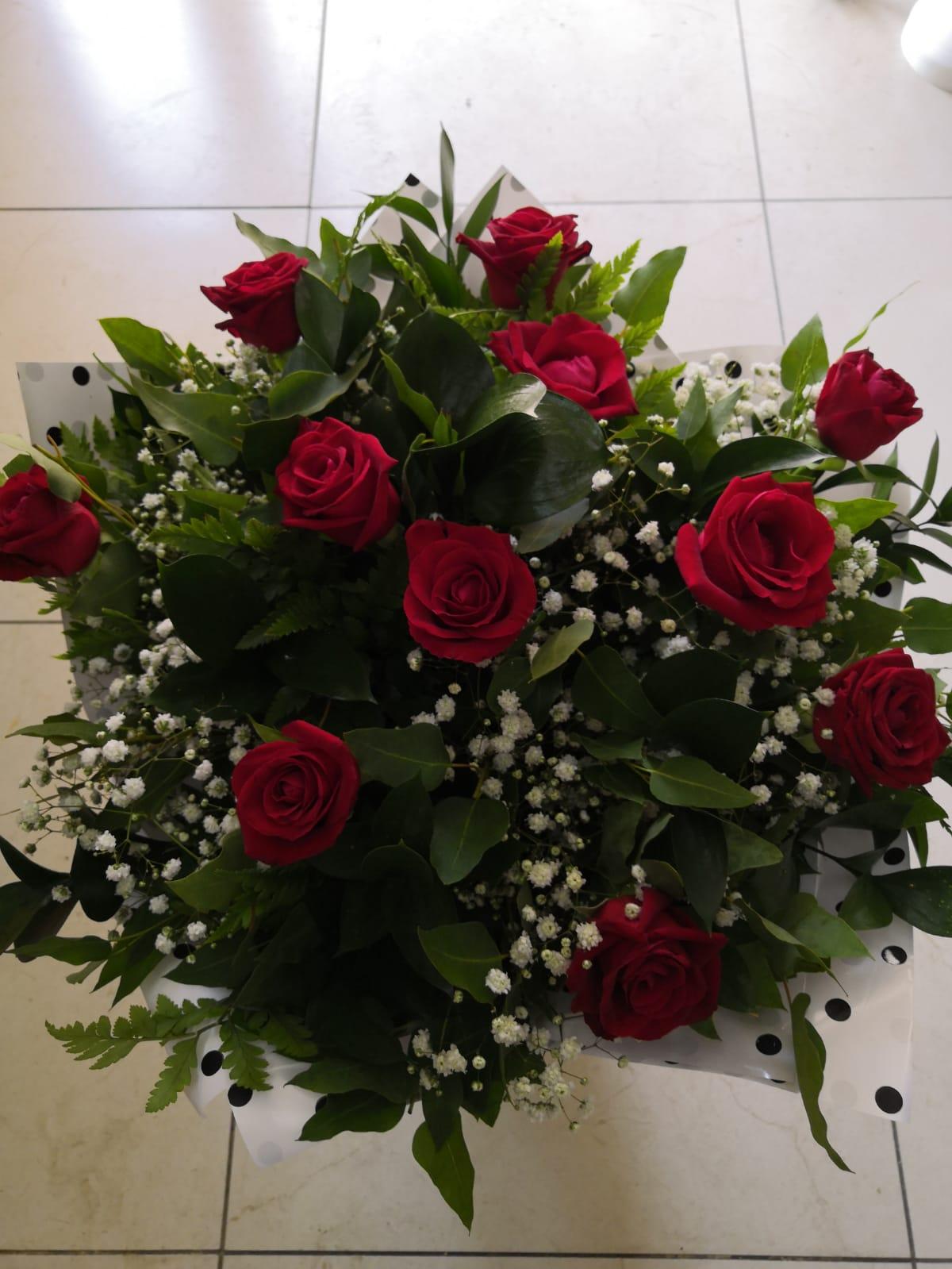 זר 23 - פרחי ענבל - רמלה