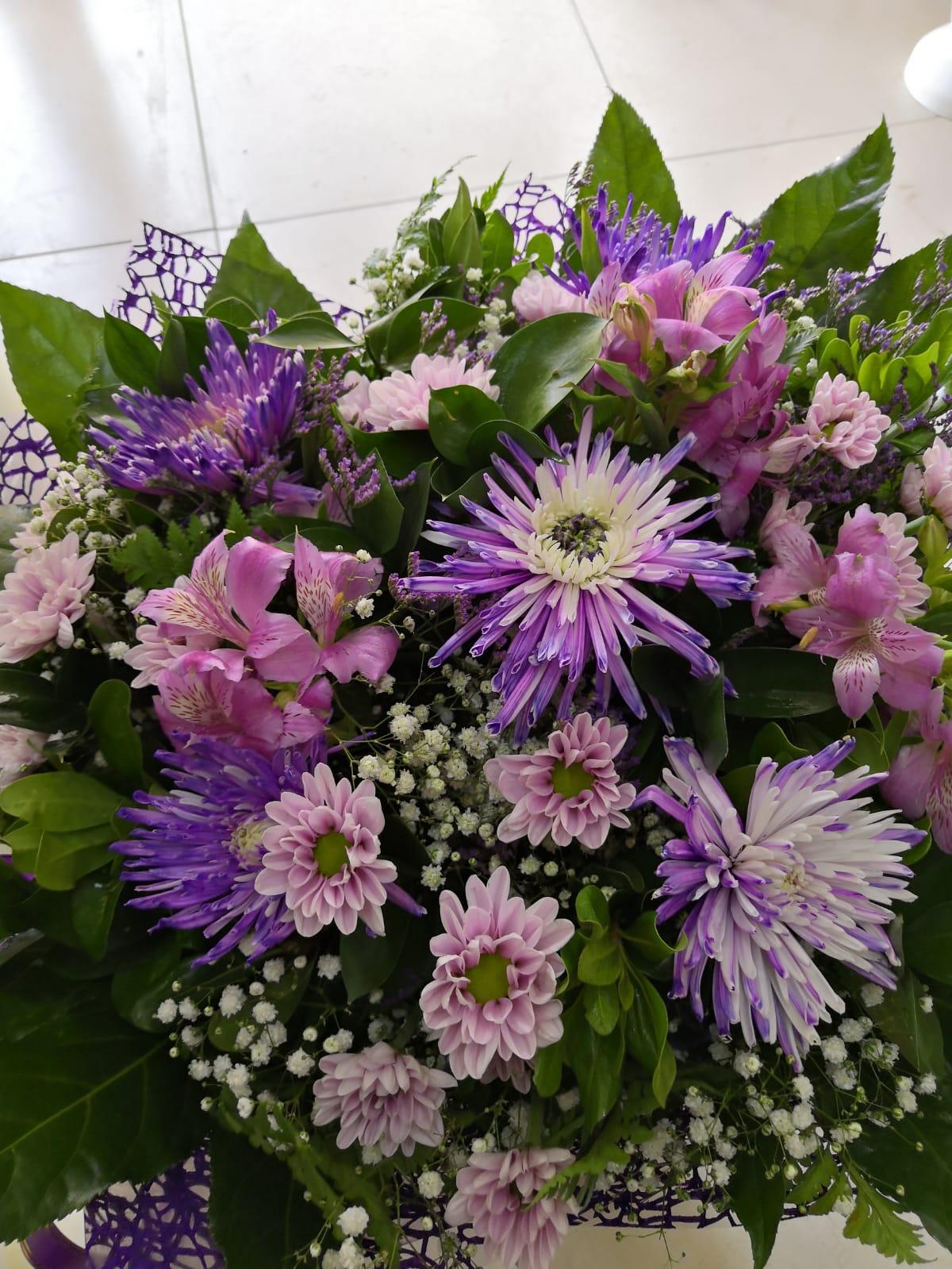 זר 22 - פרחי ענבל - רמלה
