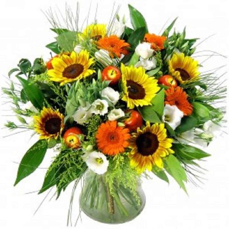 זר פרחים אביבי - פרחי הדר - מושב צור משה