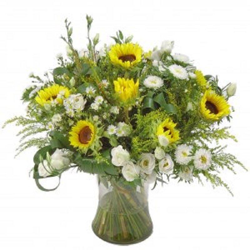 זר פרחים מהשדה - פרחי הדר - מושב צור משה