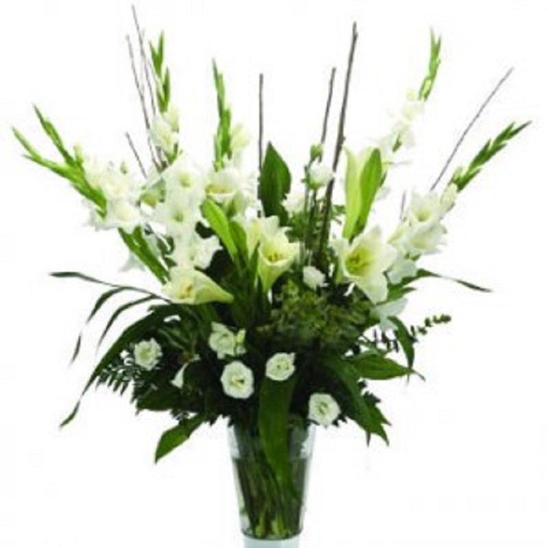 זר פרחים קלאסי - פרחי הדר - מושב צור משה