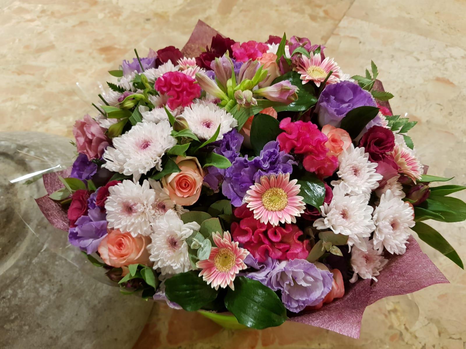זר 33 - פרחי ענבל - רמלה