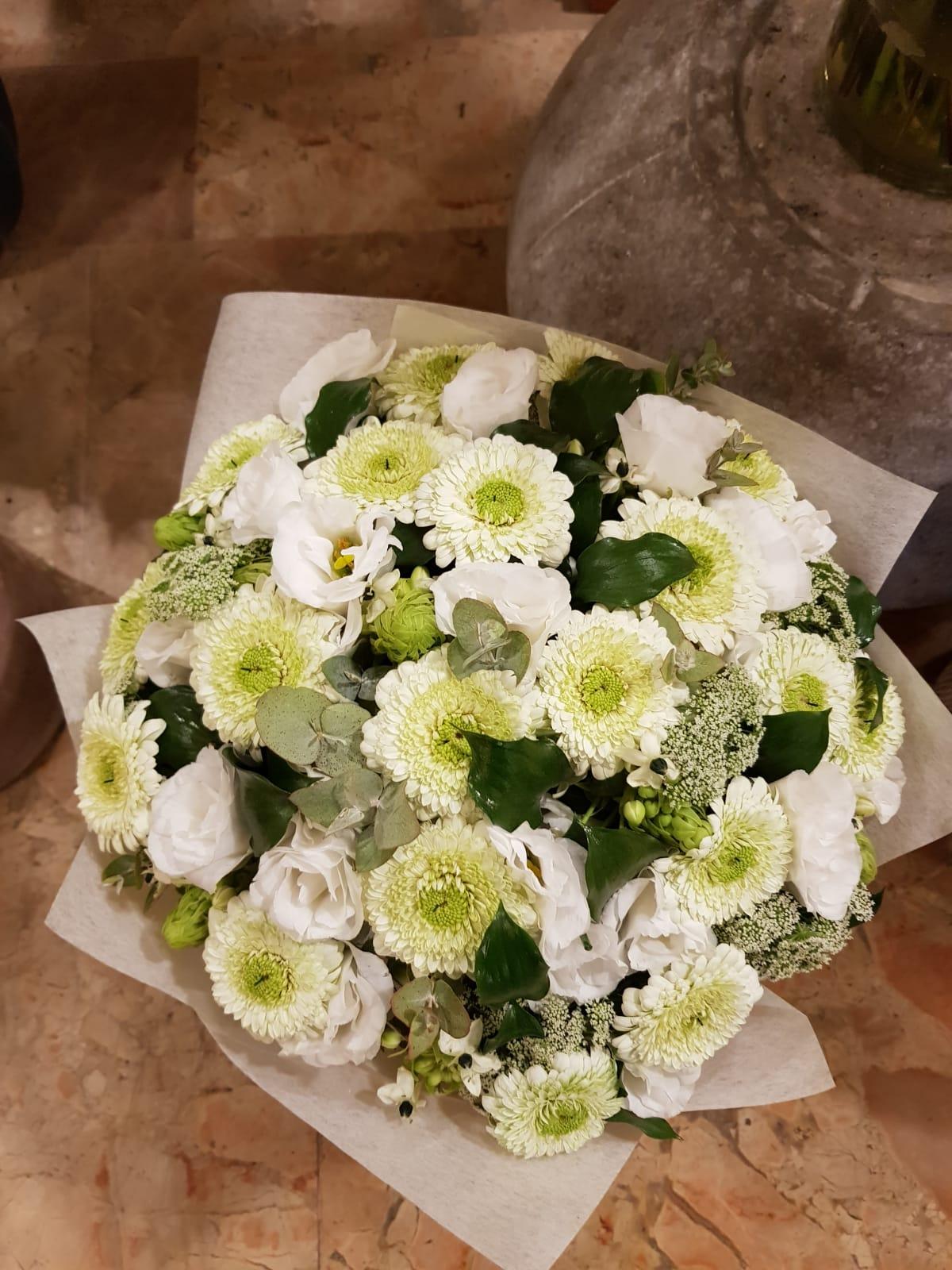 זר 32 - פרחי ענבל - רמלה