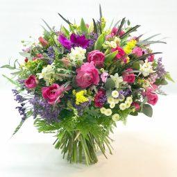 שדה פרחים - אורכידאה פרחים - חדרה