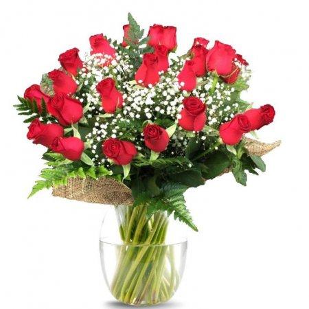 זר אהבה קסומה - פרחי דליה בירושלים - ירושלים