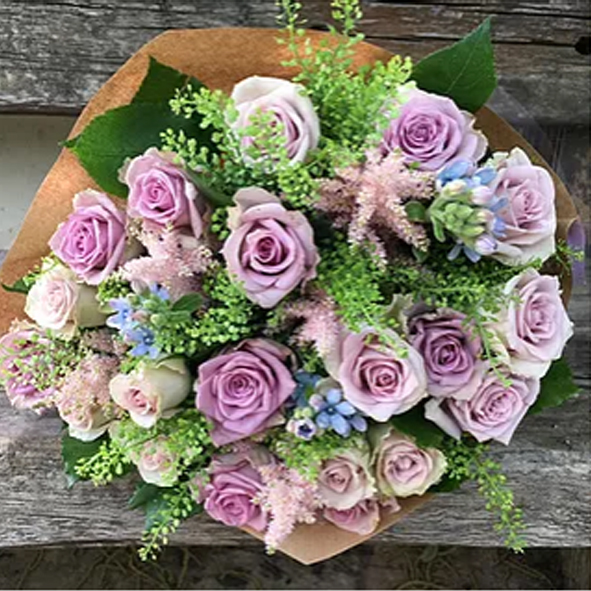 זר ורדים 1  - בוקטו - גדרה