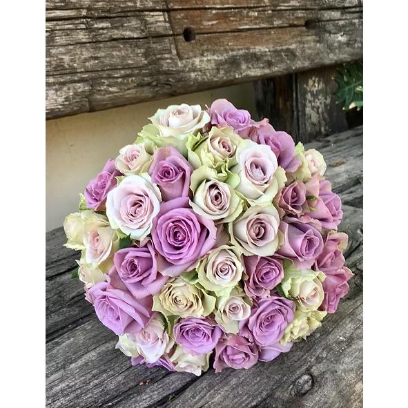 זר ורדים 8  - בוקטו - גדרה