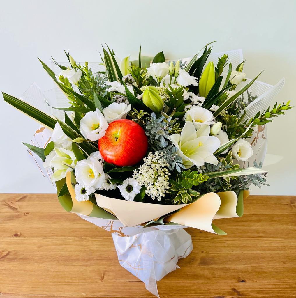 זר פרחים 9 - ויקטוריה - לוד