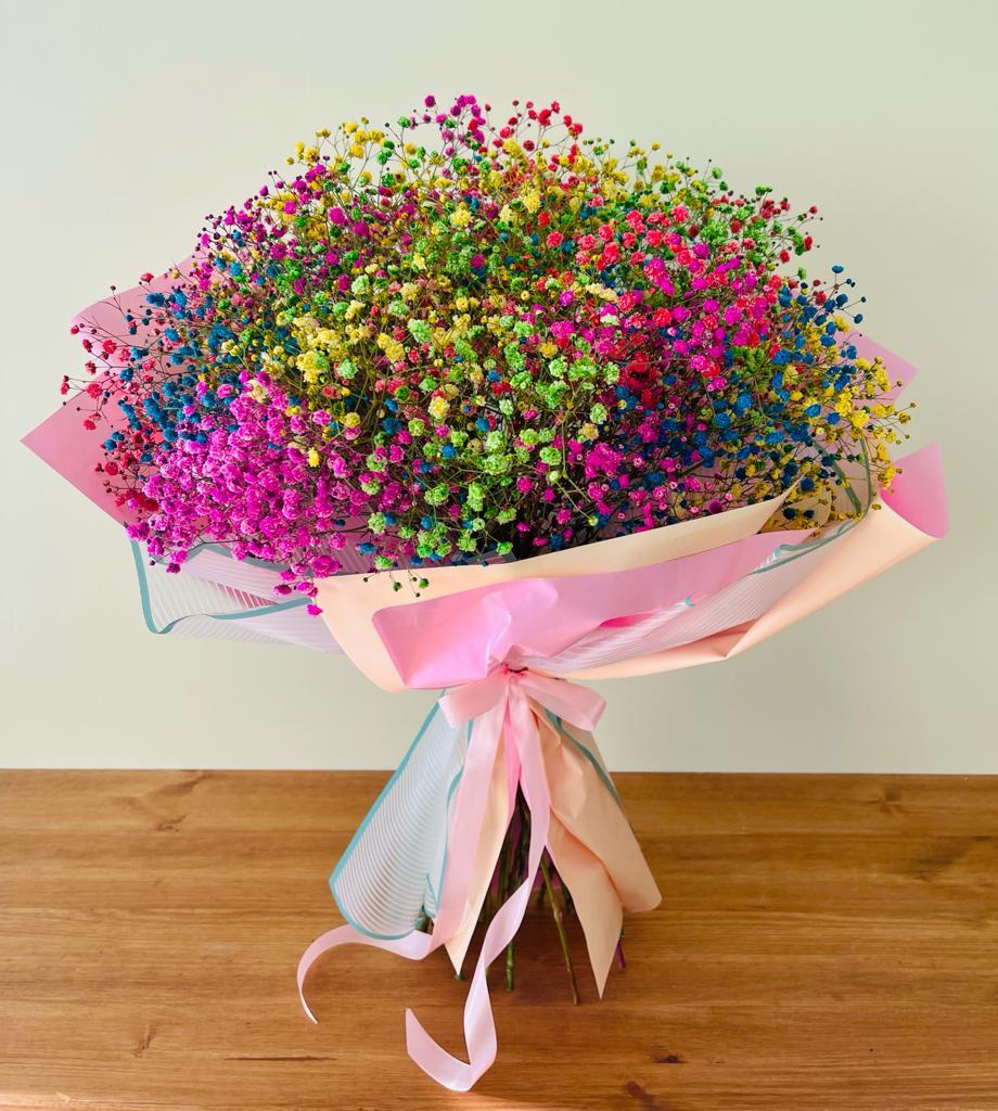 זר פרחים 11 - ויקטוריה - לוד